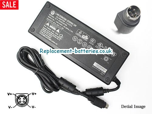 Li Shin Laptop AC Adapter 20V 8A
