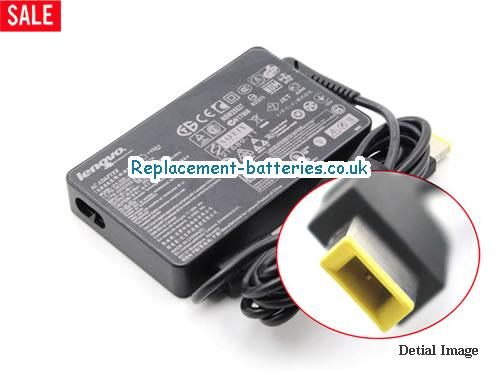 Genuine LENOVO ADLX65NDC3 Laptop AC Adapter 20V 3.25A 65W