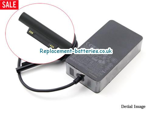 Genuine MICROSOFT PRO 3 Laptop AC Adapter 12V 2.58A 31W