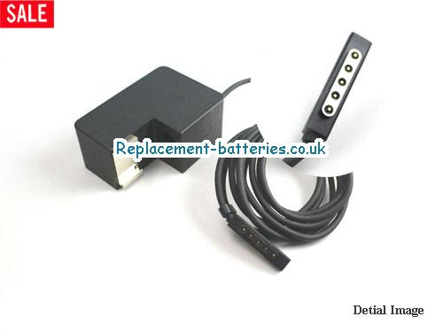 Genuine MICROSOFT SURFACE RT Laptop AC Adapter 12V 2A 24W
