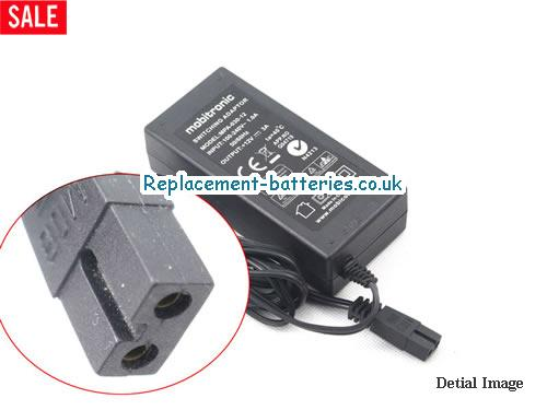 Genuine MOBITRONIC MPA-030-12 Laptop AC Adapter 12V 3A 36W