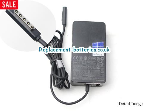 Genuine MICROSOFT 7EX-00004 TABLET Laptop AC Adapter 12V 3.6A 43W
