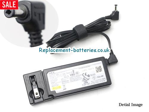Genuine NEC PC-VP-BP47 Laptop AC Adapter 10V 4A 40W