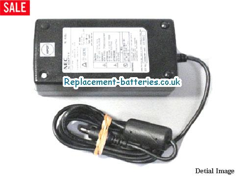 Nec Laptop AC Adapter 12V 3.6A