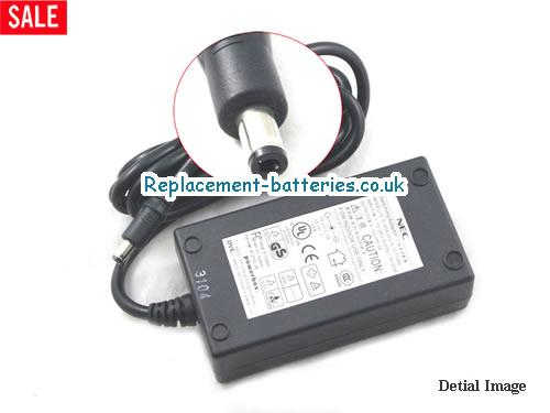 Nec Laptop AC Adapter 12V 5A