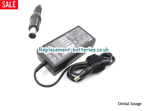 Genuine NEC VERSA L320 NOTEBOOK COMPUTERS Laptop AC Adapter 15V 4A 60W
