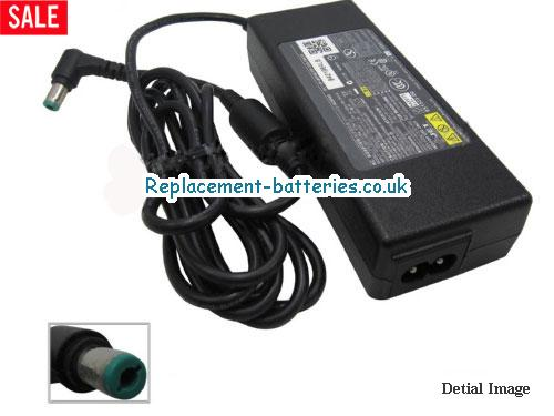 Nec Laptop AC Adapter 15V 5A