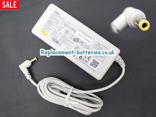Genuine NEC 239427-001 Laptop AC Adapter 19V 3.16A 60W