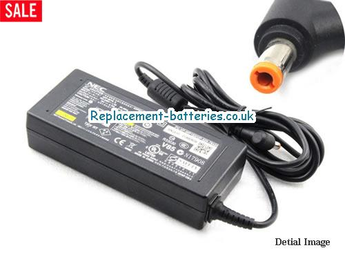 Genuine NEC ADP87 Laptop AC Adapter 19V 4.74A 90W