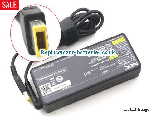 Nec Laptop AC Adapter 20V 4.5A