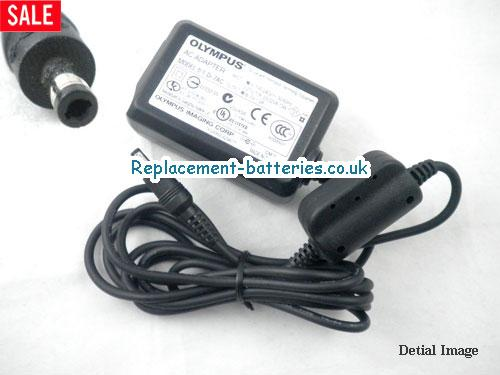 Genuine OLYMPUS D-AC5 Laptop AC Adapter 5V 2A 10W