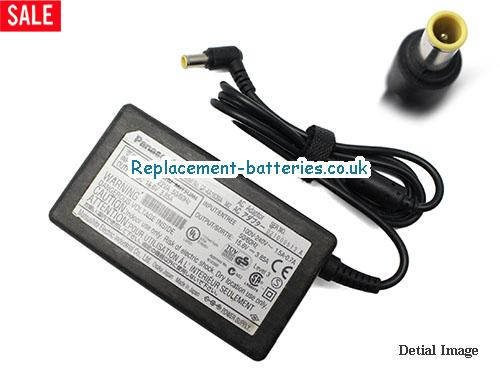 Genuine PANASONIC CF-61 Laptop AC Adapter 15.6V 3.85A 60W