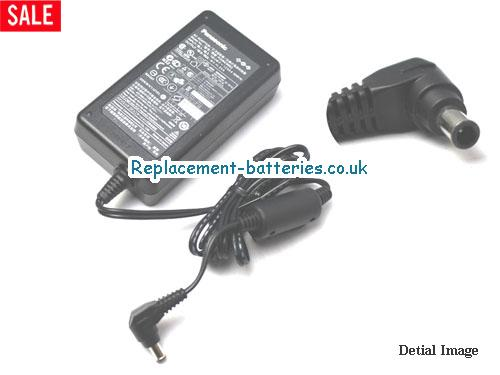 Genuine PANASONIC PISWC0002 Laptop AC Adapter 16V 2.5A 40W