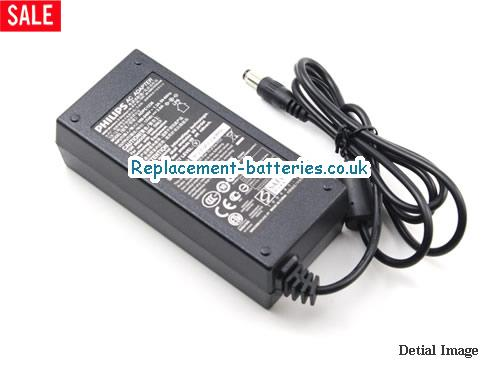 Genuine PHILIPS 234CL2SB Laptop AC Adapter 12V 3A 36W