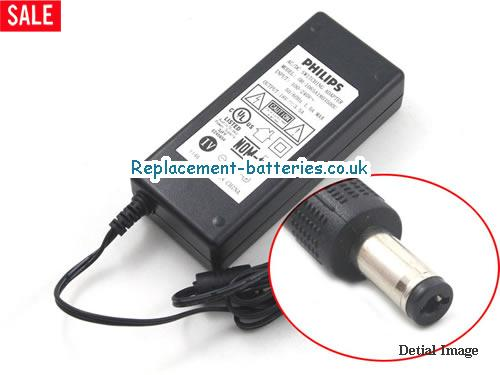 Genuine PHILIPS 1065A1803500U2 Laptop AC Adapter 18V 3.5A 63W