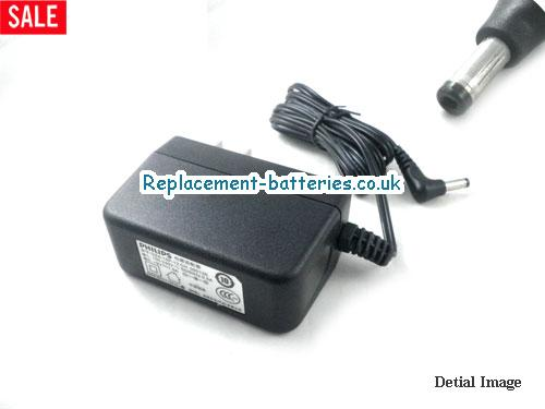 Genuine PHILIPS 090135 Laptop AC Adapter 9V 1.5A 14W