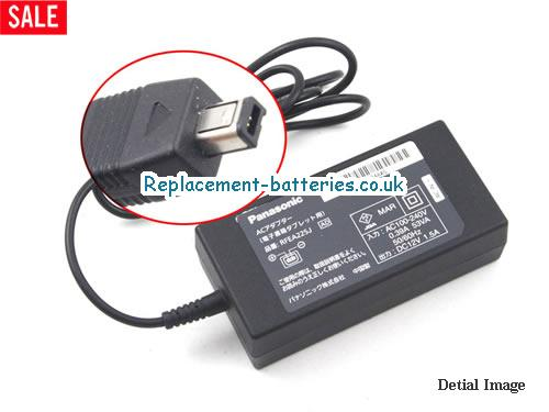 Panasonic Laptop AC Adapter 12V 1.5A