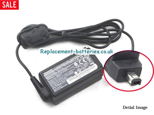 Panasonic Laptop AC Adapter 12V 2A