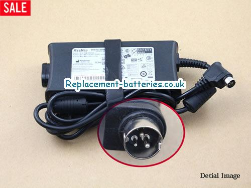 Genuine RESMED 369102 Laptop AC Adapter 24V 3.75A 90W