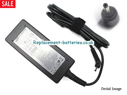 Genuine SAMSUNG XE500T1C-H02DE Laptop AC Adapter 12V 3.33A 40W