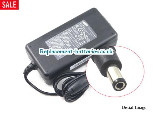 Genuine SAMSUNG PN6012AL Laptop AC Adapter 12V 6A 72W