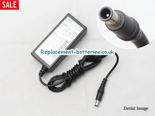Genuine SAMSUNG S24D360HL Laptop AC Adapter 14V 1.79A 25W