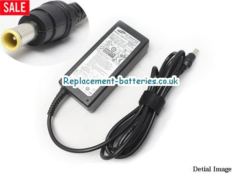Genuine SAMSUNG LTN1565 Laptop AC Adapter 14V 3.5A 49W