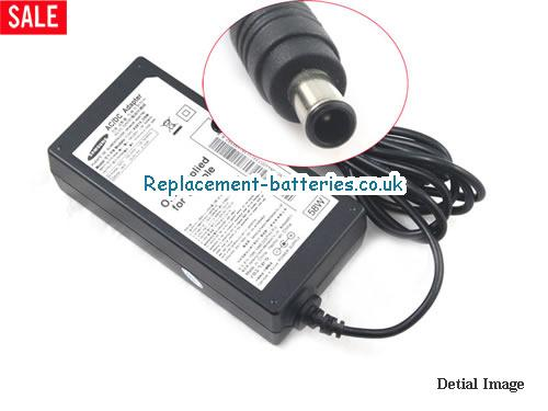 Genuine SAMSUNG T24C550ND/ZA Laptop AC Adapter 14V 4.143A 58W