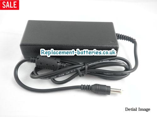 Genuine SAMSUNG R45 Pro T5500 Bernie Laptop AC Adapter 19V 3.15A 60W