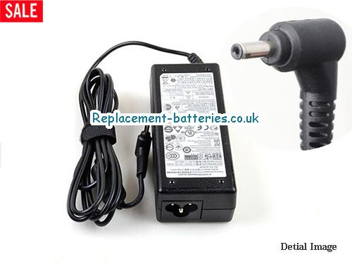 Samsung Laptop AC Adapter 19V 3.16A