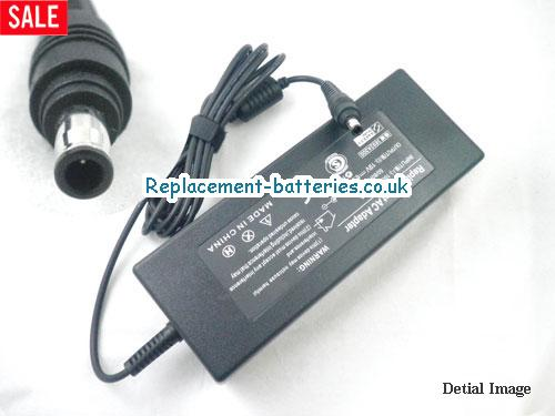 Genuine SAMSUNG NP550P5C-S0ADE Laptop AC Adapter 19V 6.3A 120W