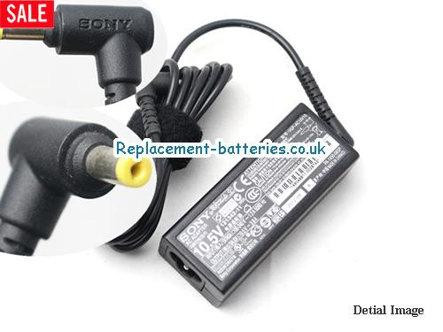 Genuine SONY VAIO SVP132A1CW Laptop AC Adapter 10.5V 3.8A 40W