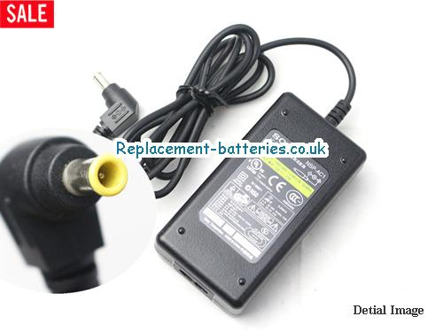 Genuine SONY BRC-Z700 VEDIO CAMERA Laptop AC Adapter 12V 2.5A 30W