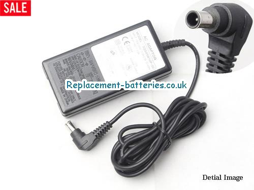 Genuine SONY VGP-AC16V11 Laptop AC Adapter 16V 2.8A 40W