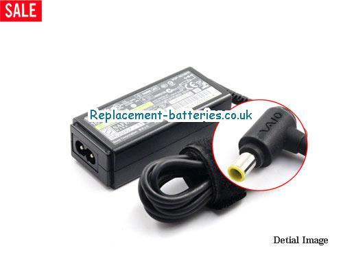Genuine SONY VAIO PCG-VX Laptop AC Adapter 16V 2.8A 44W