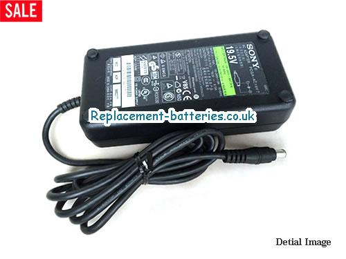 Genuine SONY VGN-A270B Laptop AC Adapter 19.5V 6.15A 120W