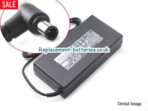 Genuine SONY ACDP-120E01 Laptop AC Adapter 19.5V 6.2A 121W