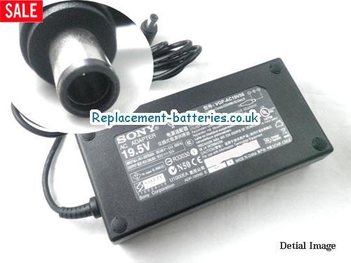 Genuine SONY VPCL22Z1EB Laptop AC Adapter 19.5V 9.2A 180W