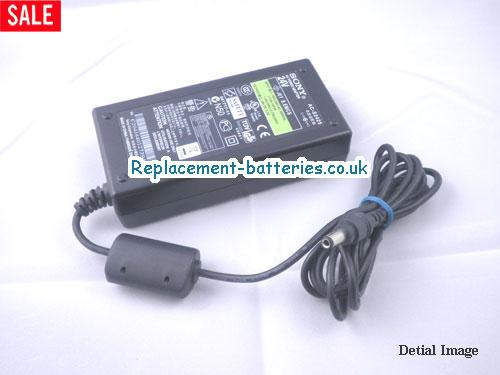 Genuine SONY AC-S2425 Laptop AC Adapter 24V 2.2A 53W