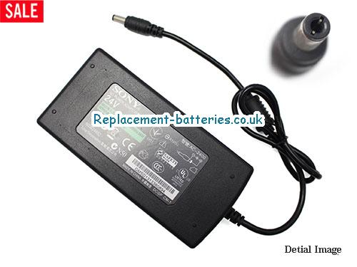 Sony Laptop AC Adapter 24V 4A
