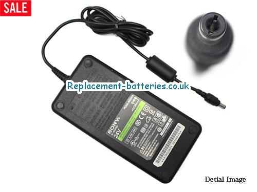 Genuine SONY PCGA-AC24V8 Laptop AC Adapter 24V 8A 192W