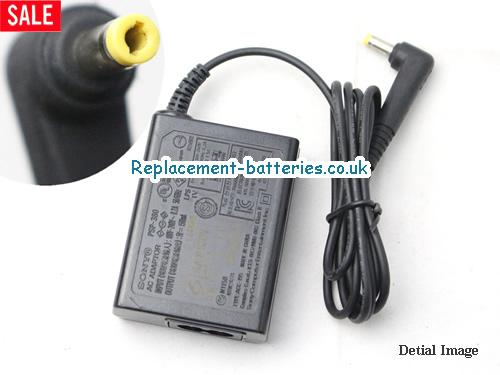 Genuine SONY PSP3000 Laptop AC Adapter 5V 1.5A 8W
