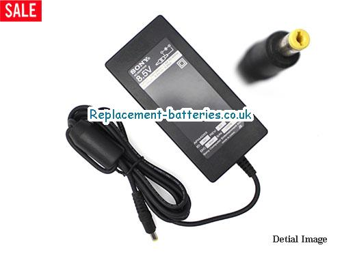 Genuine SONY PS2 Laptop AC Adapter 8.5V 5.65A 48W