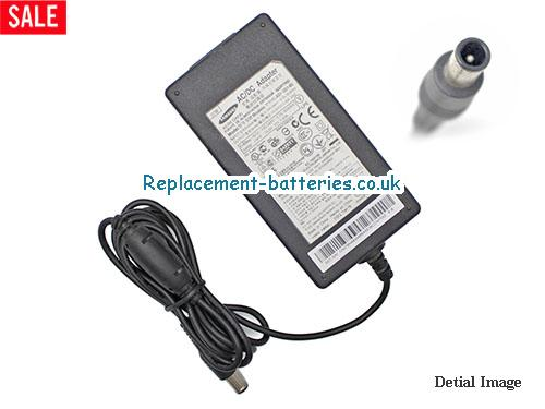 Genuine SAMSUNG S22B360H Laptop AC Adapter 14V 1.43A 20W