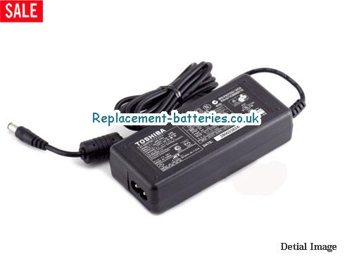 Genuine TOSHIBA ADPV16 Laptop AC Adapter 12V 3A 36W