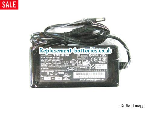 Toshiba Laptop AC Adapter 12V 4A