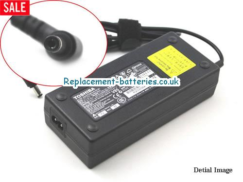 Toshiba Laptop AC Adapter 12V 8.32A
