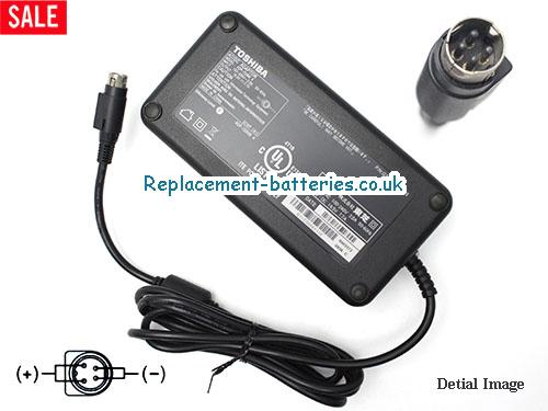 Genuine TOSHIBA ADP-150NB A Laptop AC Adapter 19.5V 7.7A 150W