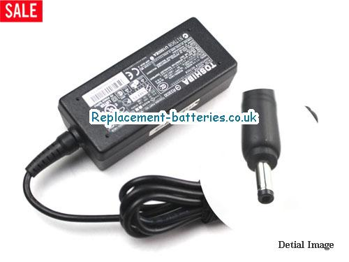 Genuine TOSHIBA ADP-30JH A Laptop AC Adapter 19V 1.58A 30W