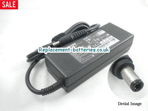 Genuine TOSHIBA PA3432U-1AC3 Laptop AC Adapter 19V 4.74A 90W